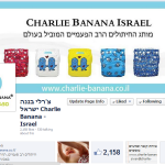 ניהול דף פייסבוק צרלי בננה